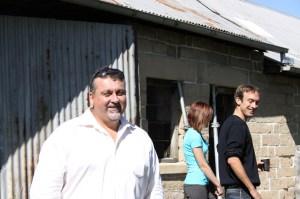 Chris Bart, Manager, Australian Heritage Restorations
